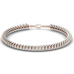 Женский золотой браслет с бриллиантами 1873944