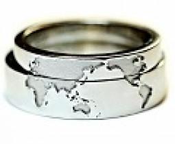 Эксклюзивные обручальные кольца image