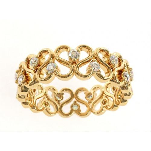 Авторское женское кольцо с бриллиантами 2710249