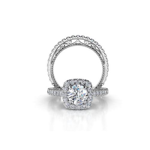 Сет из золотых колец с бриллиантами 2026175