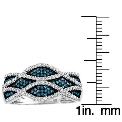Женское эксклюзивное золотое кольцо Cocktail Ring 310067