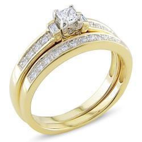 Авторское двойное женское кольцо с камнями AU5031060