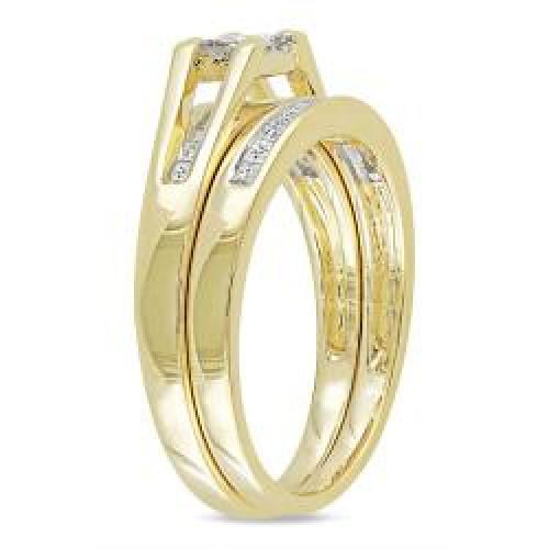 Авторское двойное женское кольцо с камнями AU 5338090